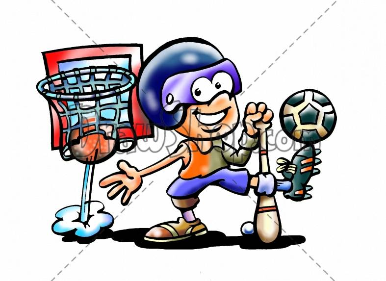 Multisport clipart 10 » Clipart Station.