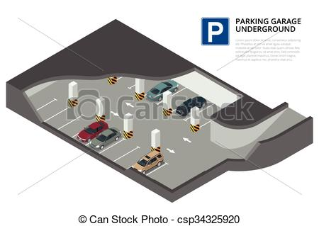 Multi storey car park Clipart and Stock Illustrations. 12 Multi.