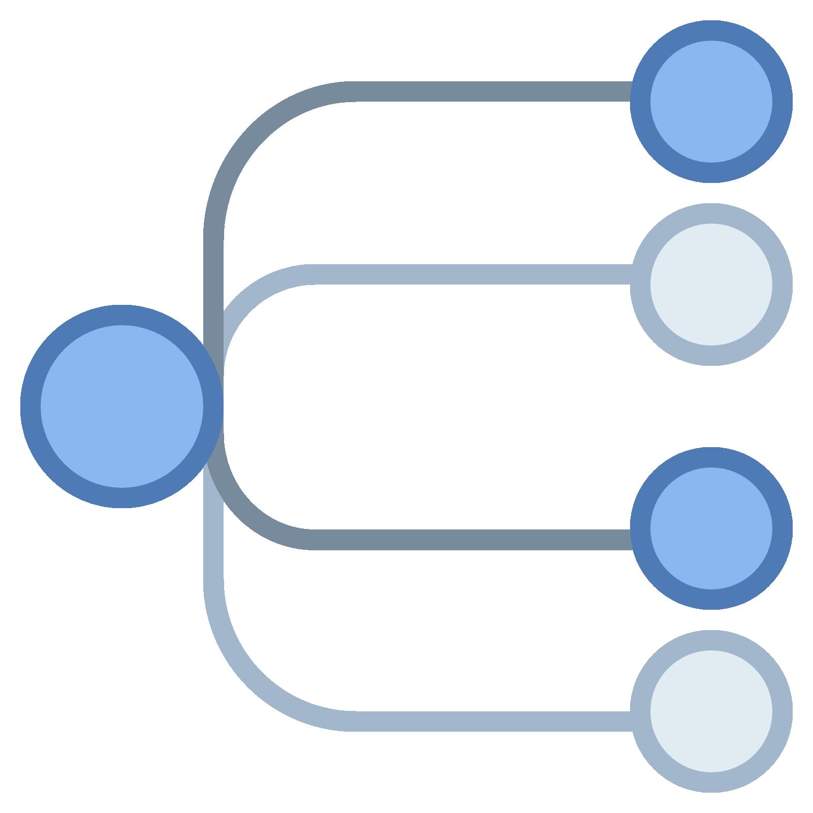 Multicast Icon.