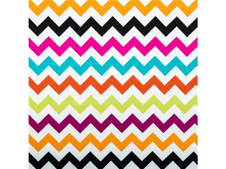 Multi Colored Striped Clipart.