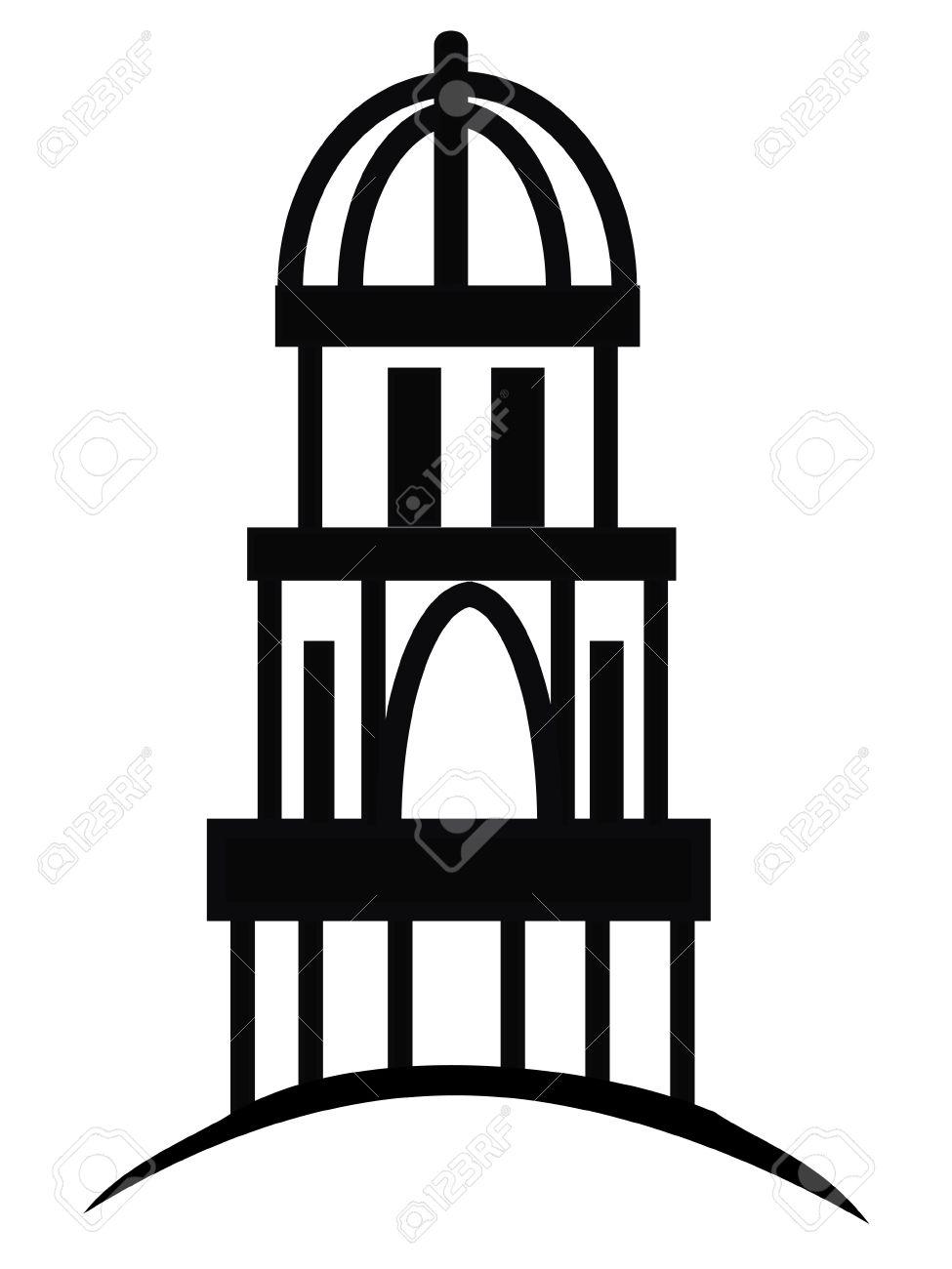 Church Art Logo Stock Vector Illustration And Royalty Free Church.