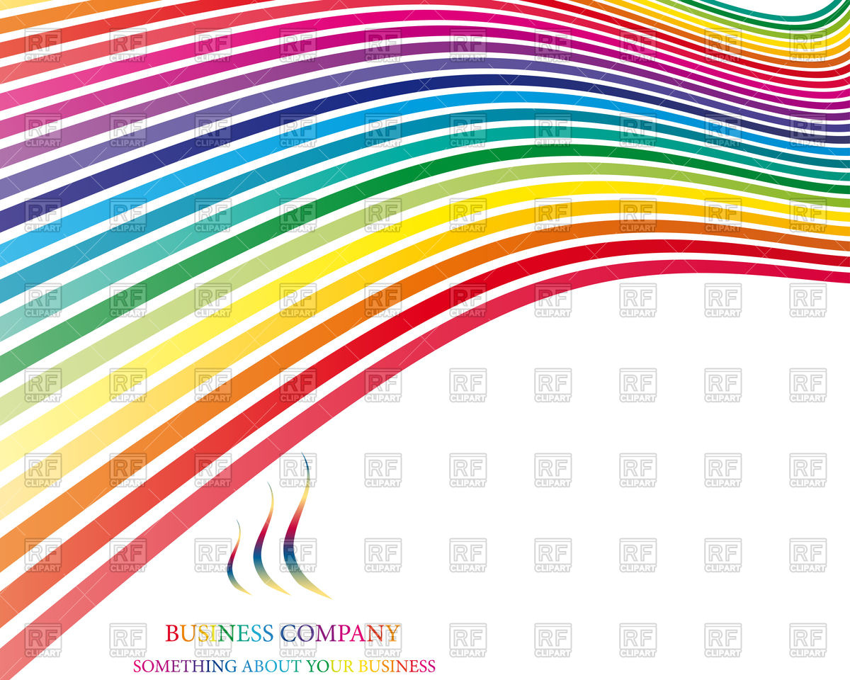 Abstract multicolour background Vector Image #81404.