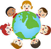 Multicultural Clip Art and Stock Illustrations. 542 multicultural.
