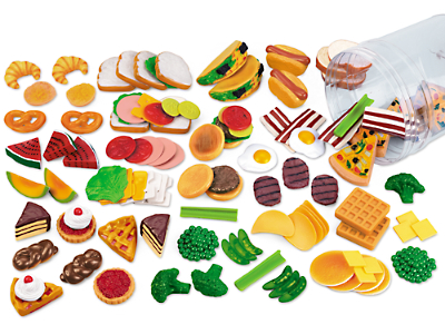Play Food Clipart.