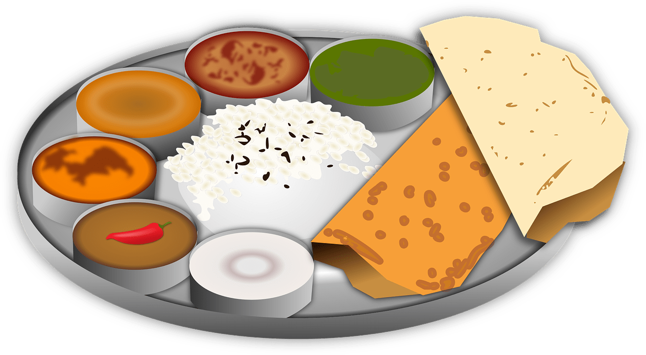 Meal clipart multicultural food, Meal multicultural food.