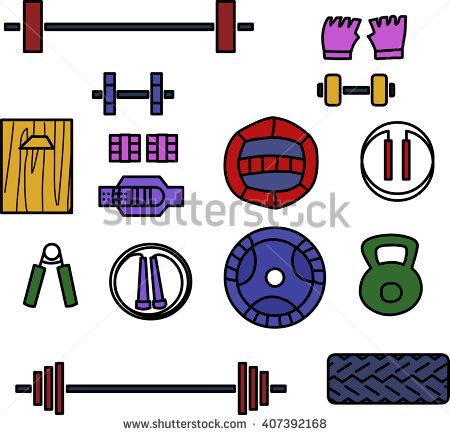 Multifunctional Training Stock Vectors & Vector Clip Art.