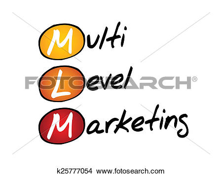 Drawings of Multi level marketing k25777054.