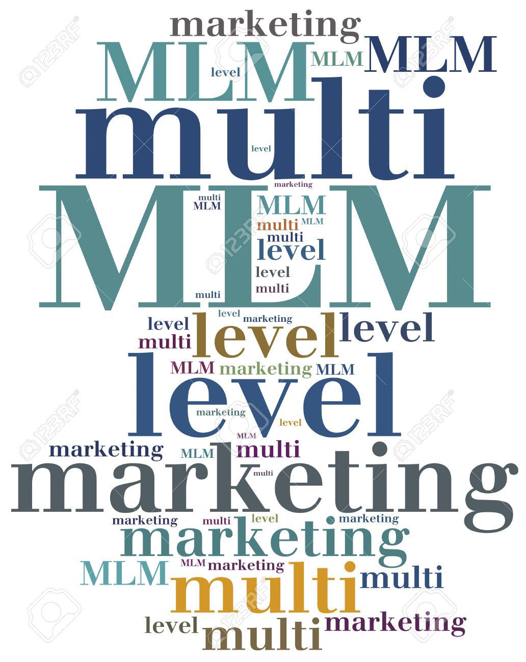 Multi level marketing clipart.