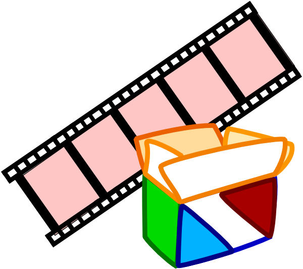 Multimedia Clipart.