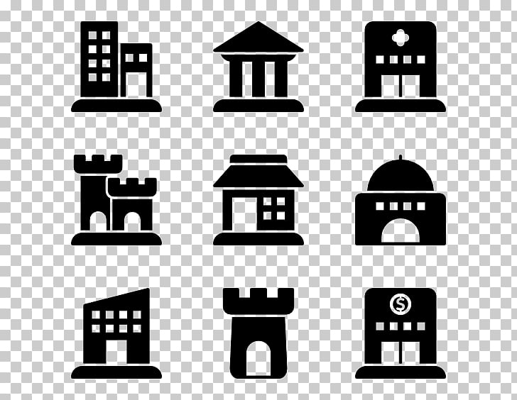 Computer Icons Multimedia , Cinema building PNG clipart.