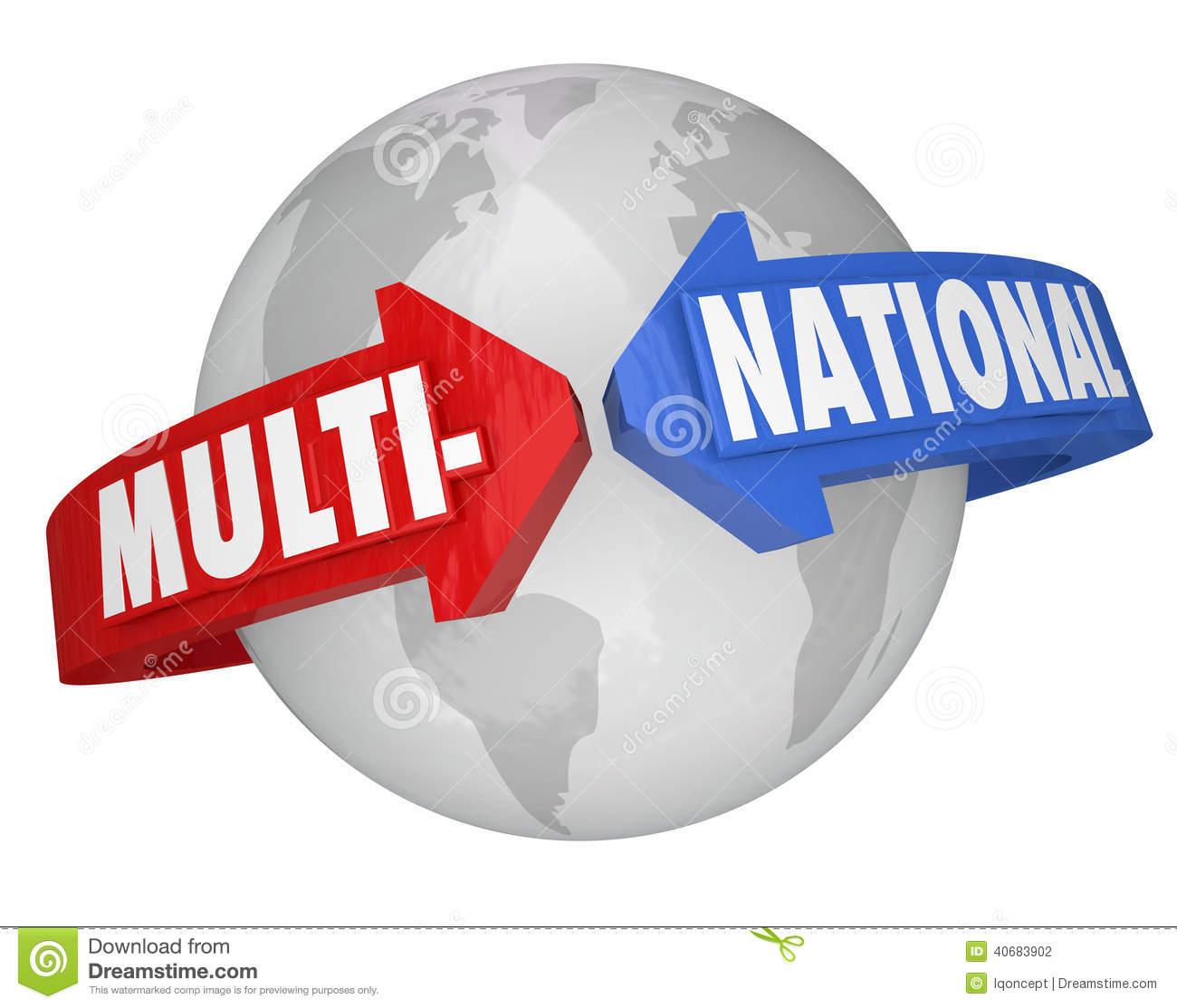 Multinational clipart.
