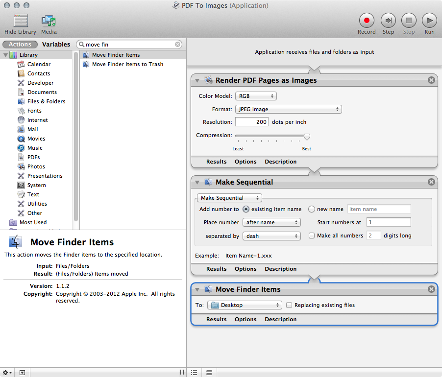 How To Save PDF's As Jpeg's (Including Multi Page PDF's.