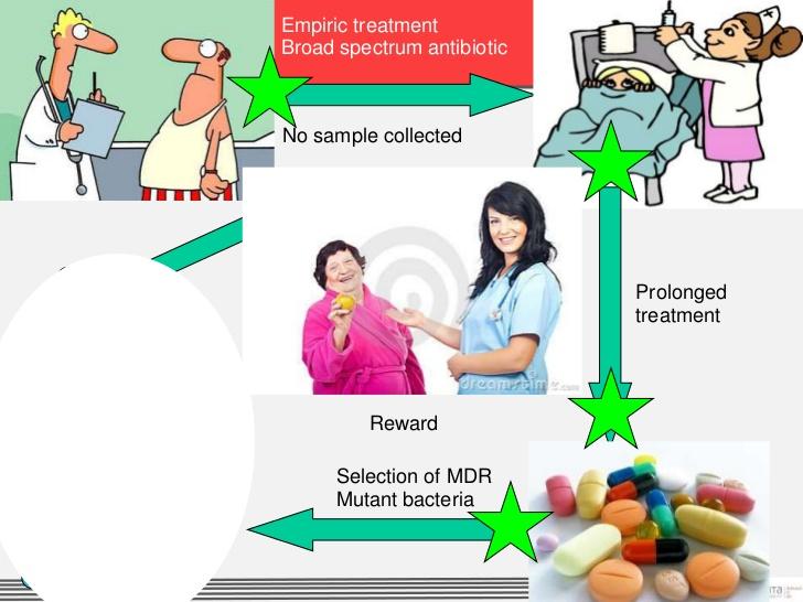 Tackling MDR bacteria.