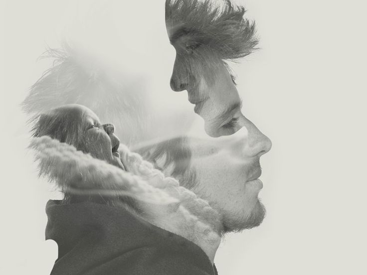 1000+ images about double exposure on Pinterest.