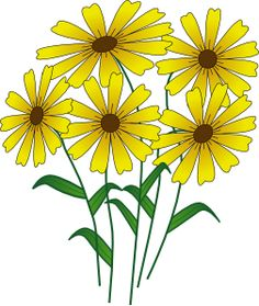 Flower images, Single flowers and Clip art on Pinterest.
