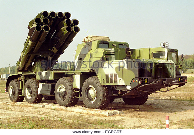 Multiple Launch Rocket System Stock Photos & Multiple Launch.