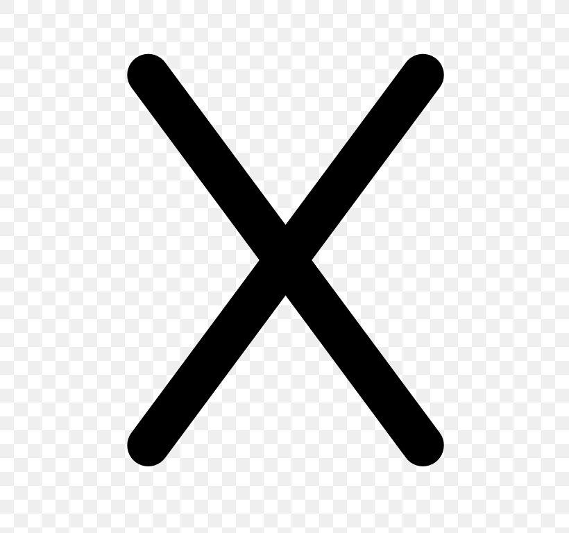 Multiplication Sign Symbol X Mark Clip Art, PNG, 555x768px.