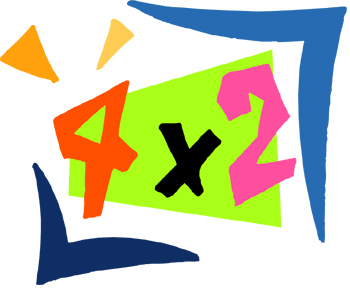 Multiplication Clipart.