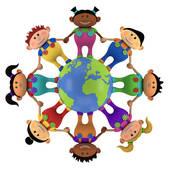 Multiracial Illustrations and Stock Art. 247 multiracial.