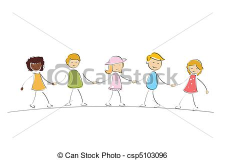 Multi racial Clipart and Stock Illustrations. 267 Multi racial.