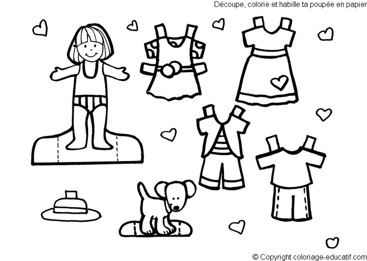 17 best images about printable paper dolls on pinterest - Printable Drawing Paper