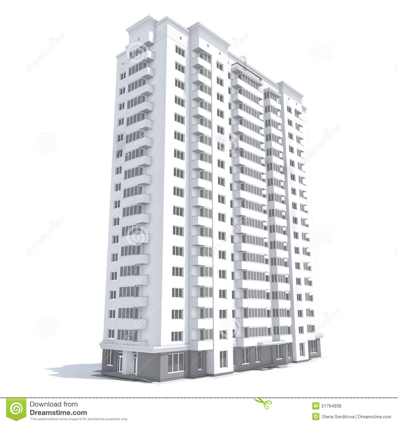 Multi Story Building Clipart (54+).
