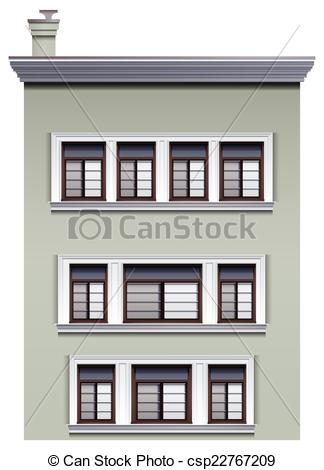 Multi story building Clipart and Stock Illustrations. 77 Multi.