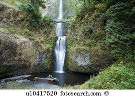Multnomah falls Stock Photo Images. 447 multnomah falls royalty.