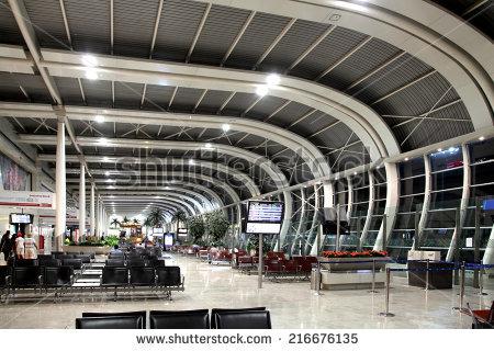 Mumbai Airport Stock Photos, Royalty.