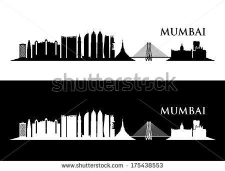 Mumbai Skyline Stock Photos, Royalty.