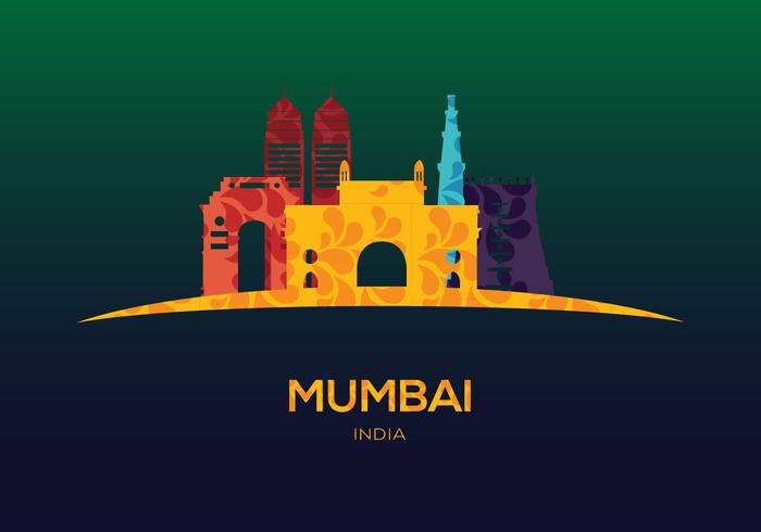 Mumbai clipart.