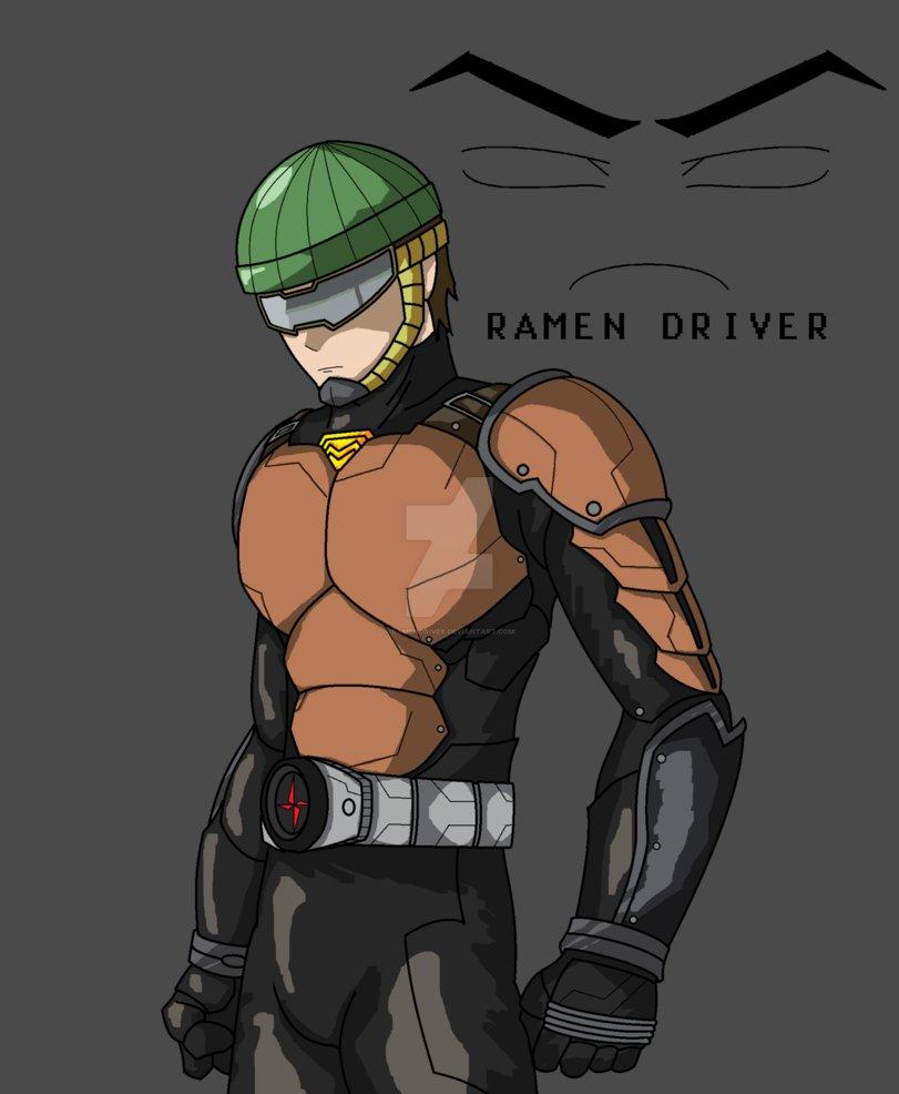 Mumen Rider Clipart.