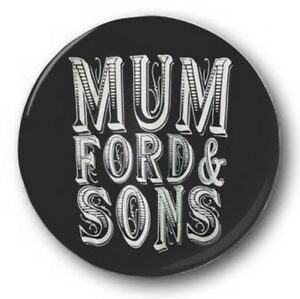 Details about MUMFORD AND SONS LOGO.