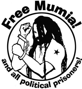 Free Mumia Abu.
