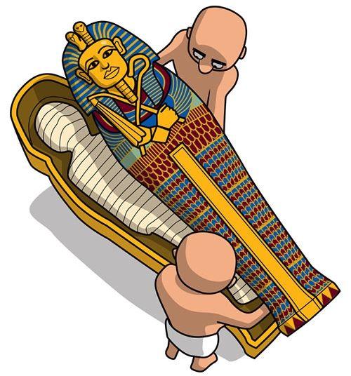 Mummification on emaze.