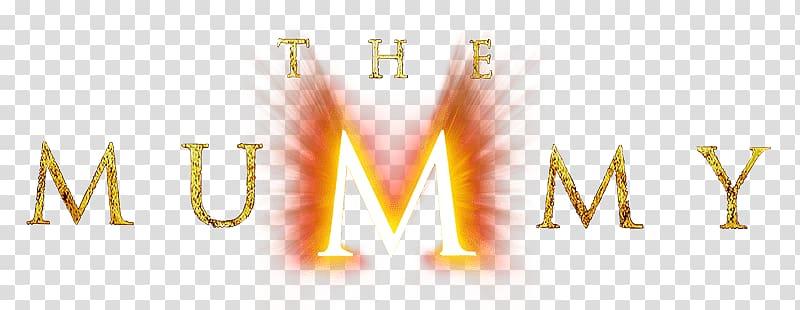 The Mummy logo, The Mummy Fire Logo transparent background.