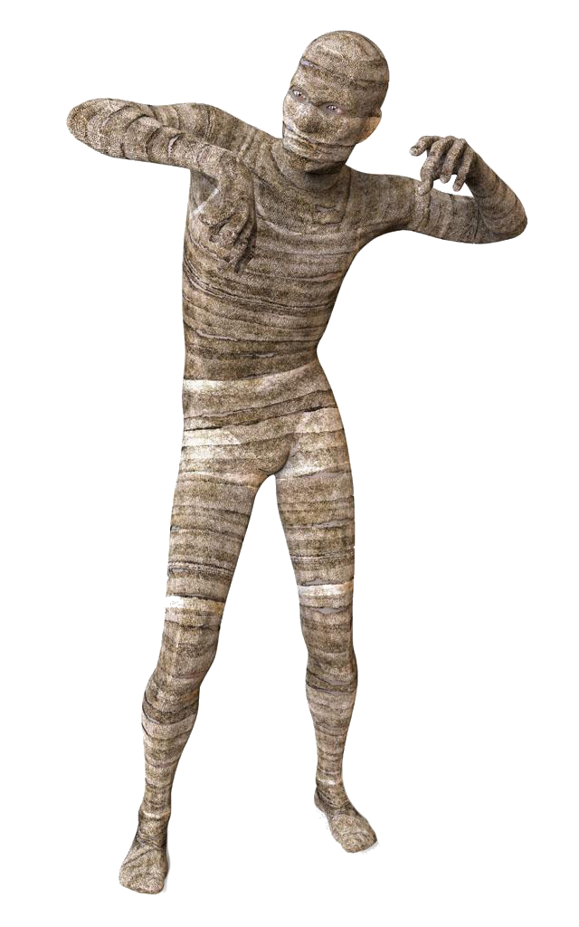 Mummy PNG images free download.