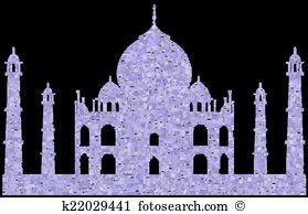 Mumtaz mahal Clip Art and Illustration. 30 mumtaz mahal clipart.