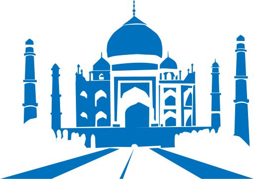 Taj Mahal Clip Art Download.
