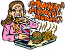 Munch Photo by Kellonicus.