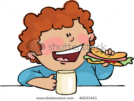 Mouth munch clipart.