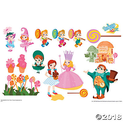 Wizard Of Oz Munchkins Clipart.