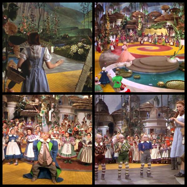wizard of oz munchkins clipart Munchkin The Wizard of Oz.