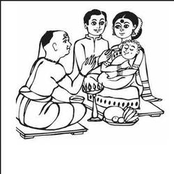 Godh Bharai Service And Janamdin Service #387068.