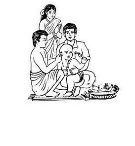 Mundan ceremony clipart clipart images gallery for free.