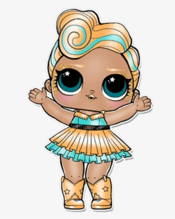 Free Lol Dolls Clip Art with No Background.