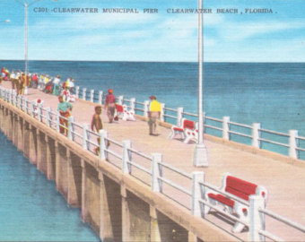 Old pier.