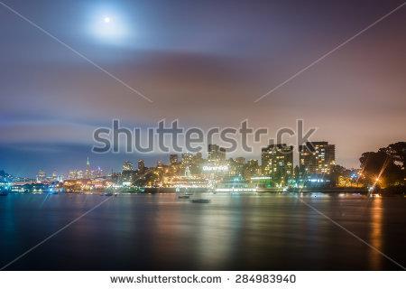 Night View Pattaya City Thailand Stock Photo 43716790.