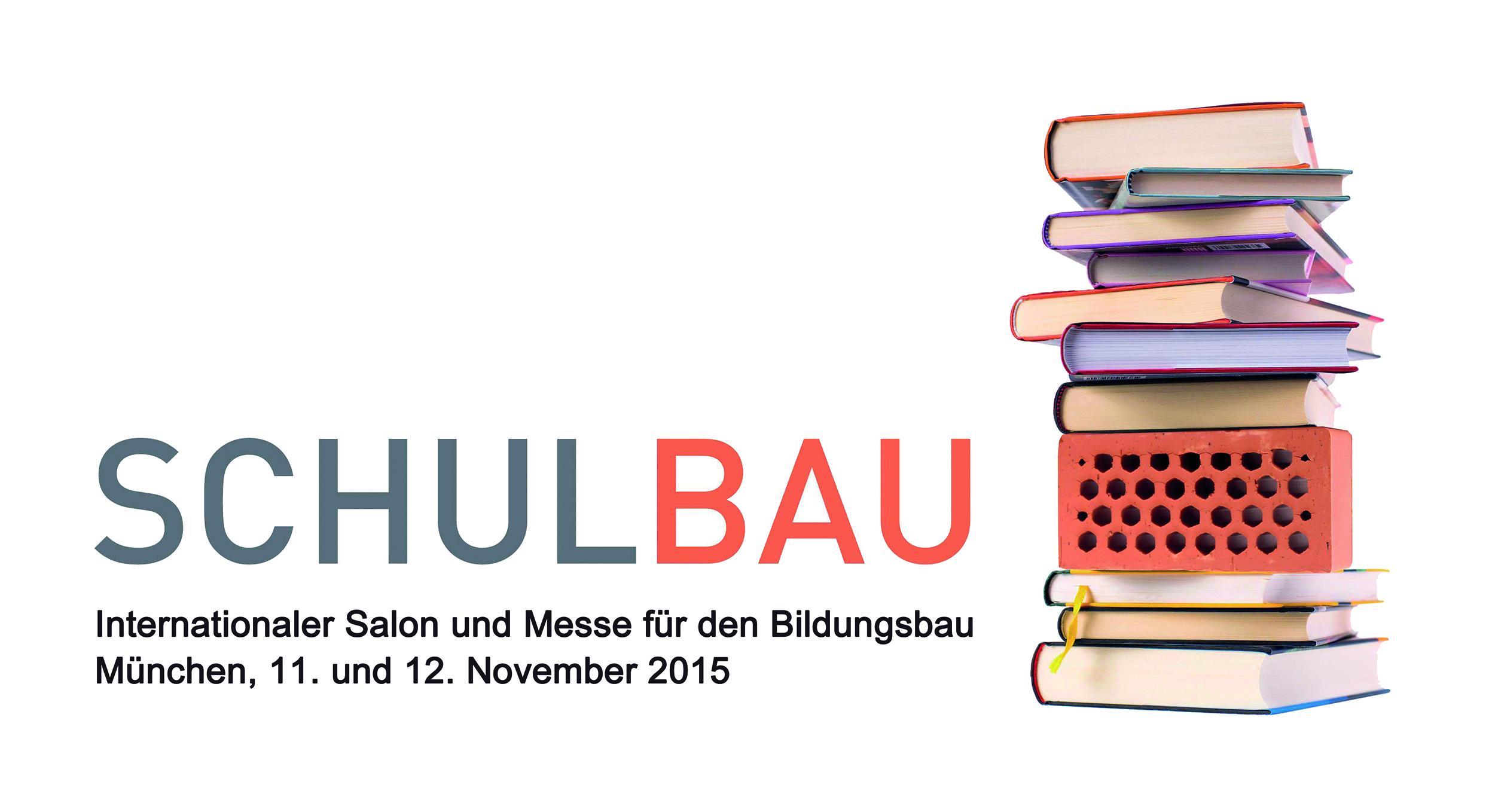 SCHULBAU Trade Fair 2015, Munich.