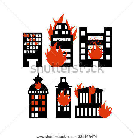 City Destruction Stock Vectors, Images & Vector Art.